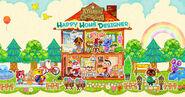 Animal Crossing Happy Home Designer (Artwork)