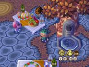 Banquete en la Fuente de los Deseos (3)
