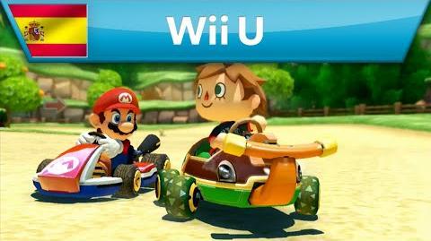 Contenido Adicional Mario Kart 8 - Animal Crossing