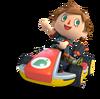 Aldeano (Mario Kart)