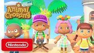 Animal Crossing- New Horizons - Nintendo Direct 9.4