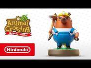 Animal Crossing- New Leaf - Welcome amiibo - Resetti (Nintendo 3DS)