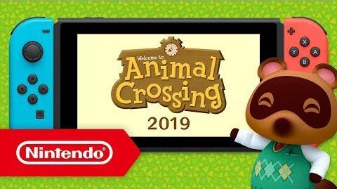 ¡Animal Crossing llega a Nintendo Switch!