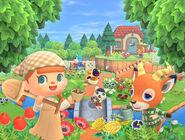 Animal Crossing New Horizons (New Horizons) 02
