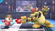Aldeano Super Smash Bros (10)