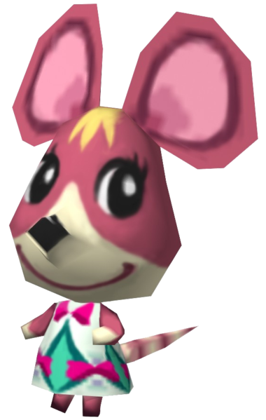 Carmen (mouse)