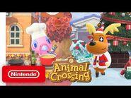 Animal Crossing- New Horizons – Free Winter Update – Nintendo Switch