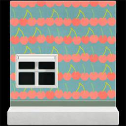 Cherry wall