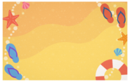 NH-Beach card