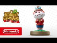 Animal Crossing- New Leaf - Welcome amiibo - Lottie (Nintendo 3DS)