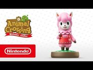 Animal Crossing- New Leaf - Welcome amiibo - Reese (Nintendo 3DS)