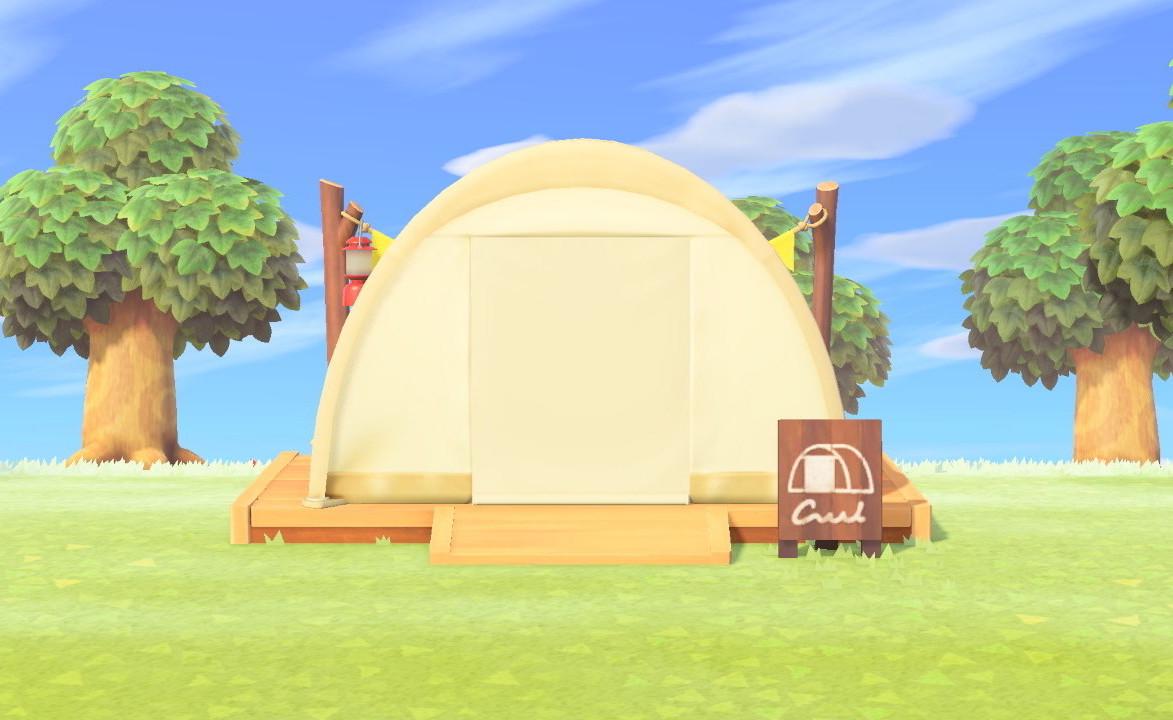 Campsite (New Horizons)