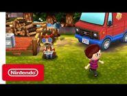 Animal Crossing- New Leaf Welcome amiibo Trailer