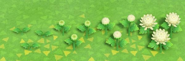 Flower/New Horizons mechanics
