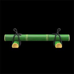 Bamboo stopblock