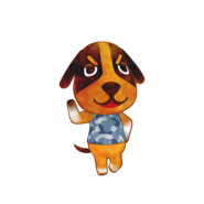 Animal Crossing - Happy Home Designer - Char 06