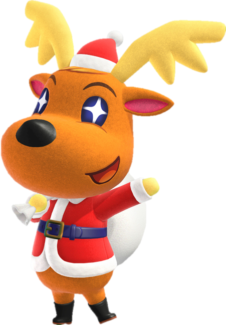 Rodolphe | Animal Crossing Wiki | Fandom