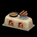 Clay furnace
