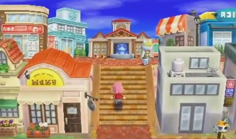 Main Street (Happy Home Designer)