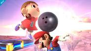 Aldeano Super Smash Bros (3)