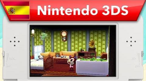 Animal Crossing Happy Home Designer - Tráiler de presentación