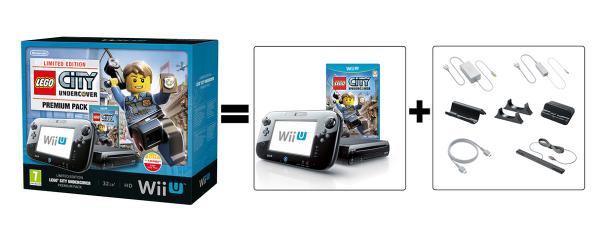 LEGO CITY Undercover Premium Pack (Negro)