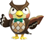 NH Character Blathers