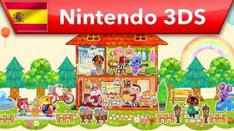 Animal Crossing Happy Home Designer - Tráiler de lanzamiento