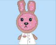 Doughnut Pixel Art by @MxgicalJennifer