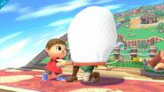 Aldeano Super Smash Bros (12)
