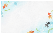 NH-Goldfish card