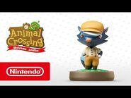 Animal Crossing- New Leaf - Welcome amiibo - Kicks (Nintendo 3DS)