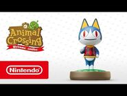 Animal Crossing- New Leaf - Welcome amiibo - Rover (Nintendo 3DS)