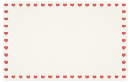 NH-Lovely hearts card