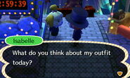 New Year's Eve Isabelle's Outfit Question