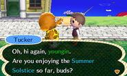 Tucker's Summer Solstice