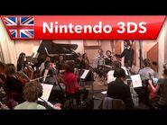 Animal Crossing- New Leaf - Main Theme Classical Recording (Nintendo 3DS)