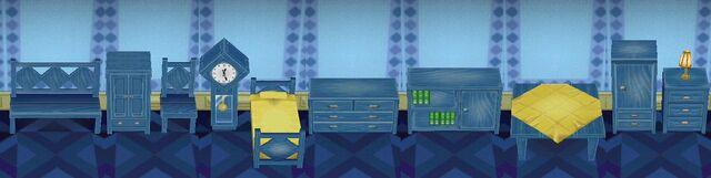 Animal Crossing Blue Set Complete..jpg