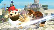 Aldeano Super Smash Bros (7)
