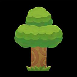 Tree Standee Animal Crossing Wiki Fandom