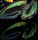 Birdwing Butterfly (City Folk texture design)