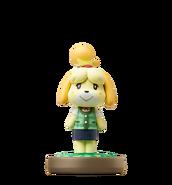 Isabelle amiibo figure (summer)