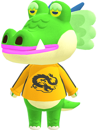 Drago Animal Crossing Wiki Fandom