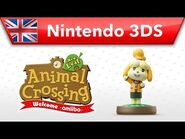 Animal Crossing- New Leaf - Welcome amiibo - Isabelle (Nintendo 3DS)