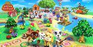 Animal Crossing amiibo Festival (Artwork)