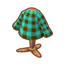 Mint Gingham Shirt.png