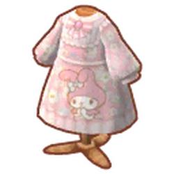 My Melody Ruffle Dress