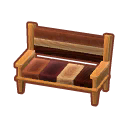 Furniture Modern Wood Sofa.png