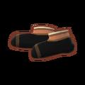 Black Ankle Socks.png