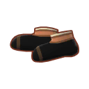 Black Ankle Socks.png